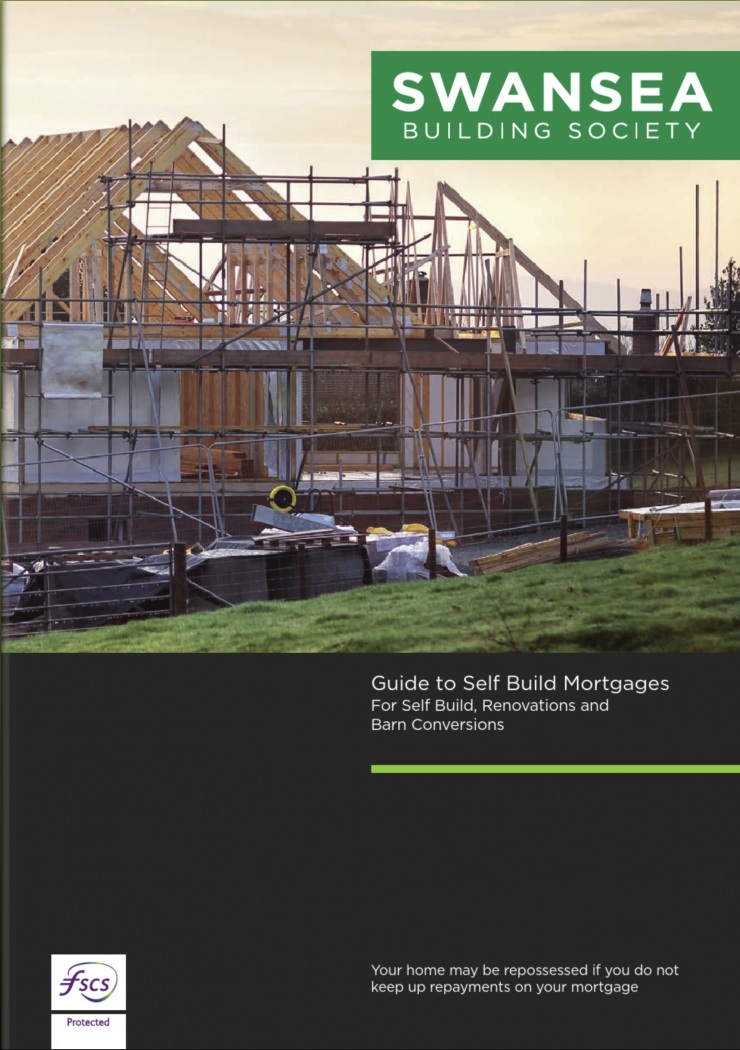 Swansea Building Society sees an increase in self-build enquiries